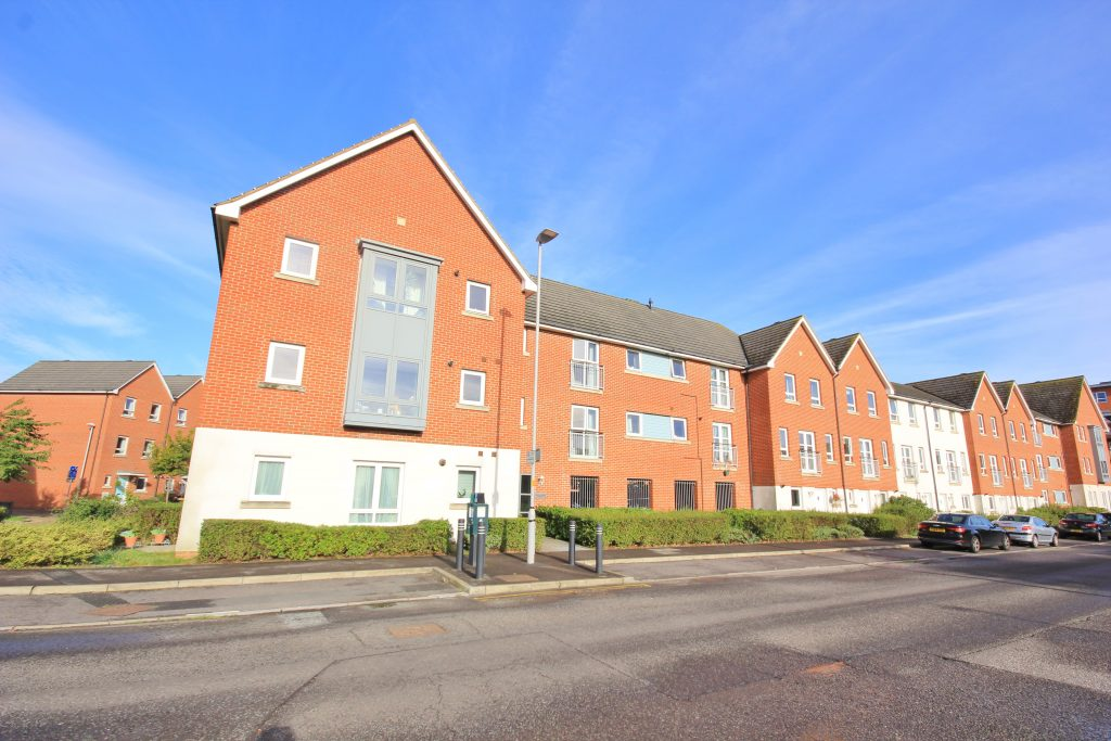 Newfoundland Drive, Baiter Park, Poole, BH15 1YE - SHARED OWNERSHIP FLAT