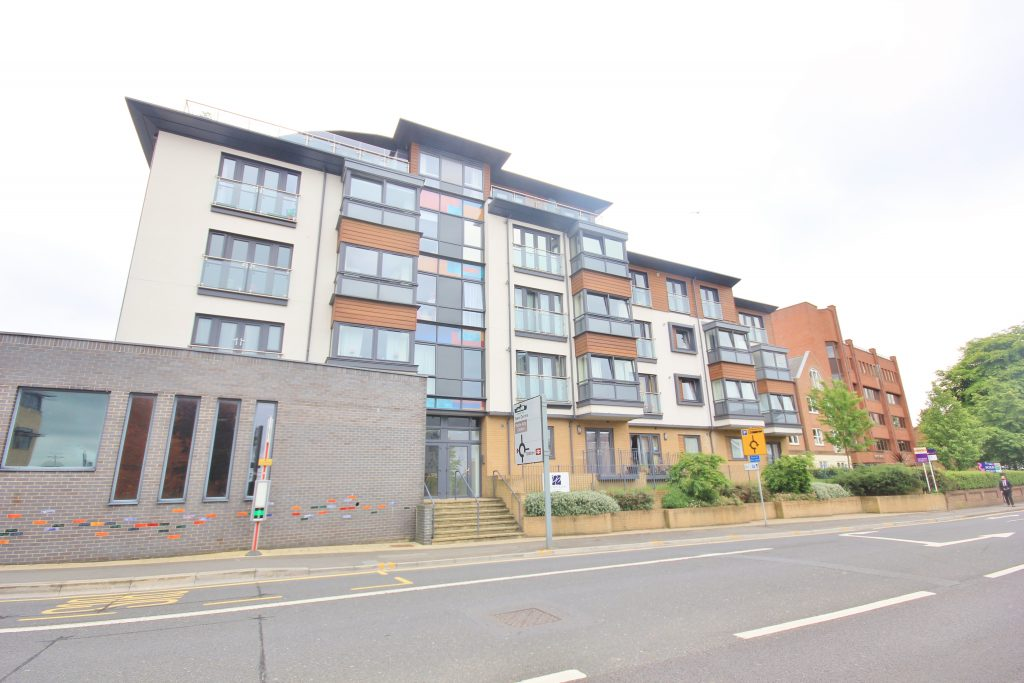 Denmark Court, Wimborne Road, Poole, BH15 2FL - SHARED OWNERSHIP FLAT
