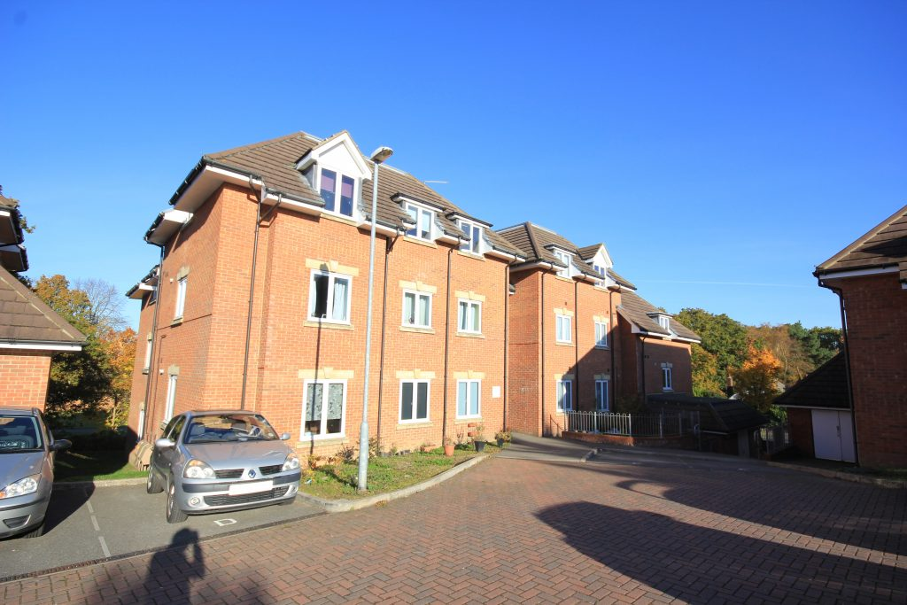 Ballam Grove, Parkstone, Poole, BH12 3AY - SHARED OWNERSHIP FLAT
